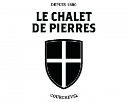 chalet de pierres logo